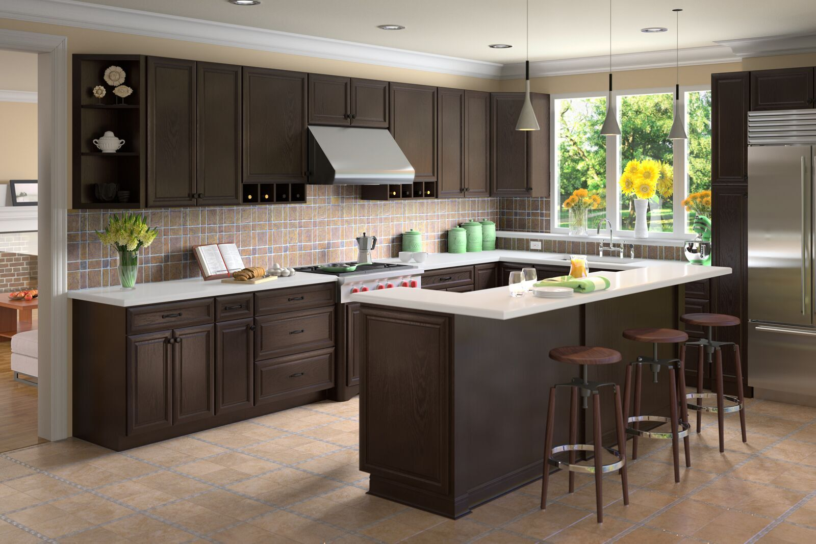 5 day kitchen cabinets all wood kitchen cabinets orlando orlando cabinets 5 10301